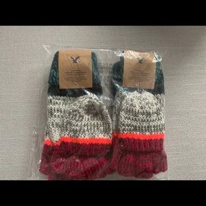 Accessories - Fingerless American Eagle Mittens (2 Pack!!)